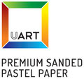 UART Premium Sanded Pastel Paper, www.uartpastelpaper.com