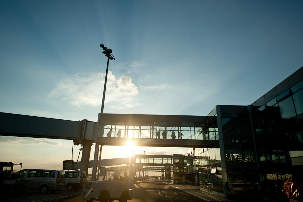Flughafen Leipzig / Halle - © Dirk Brzoska