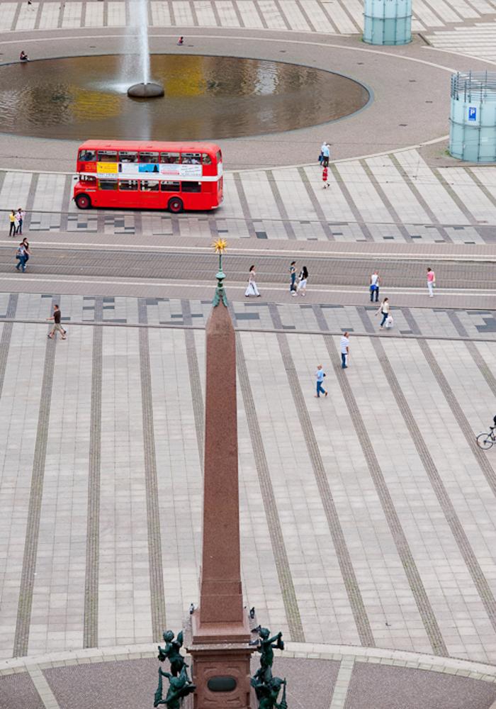 Augustusplatz Leipzig - © Dirk Brzoska