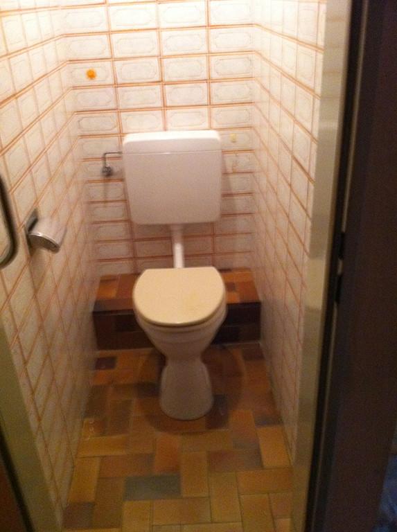 Toilette, extra
