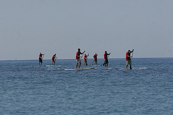 Stand Up Paddleboarding in Puerto Rico