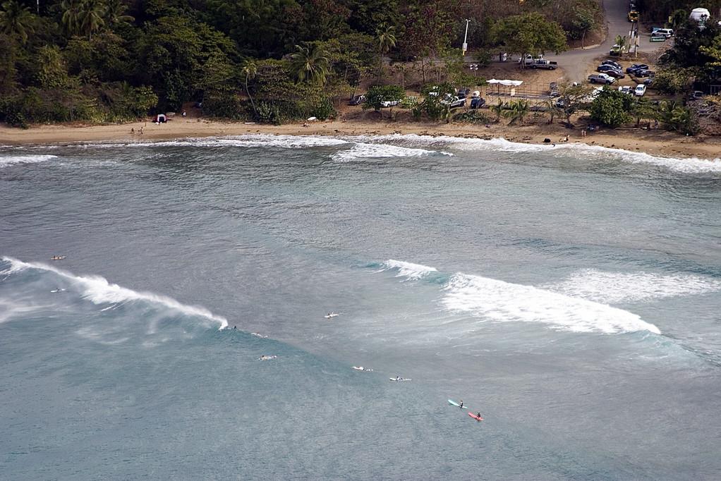 Domes Beach in Rincon