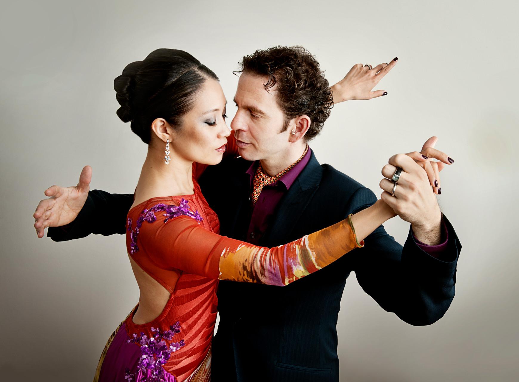 Michelle & Joachim 2 | TangoTageHalle | Festivalito & Tango-Marathon | Volkspark | Halle (Saale)