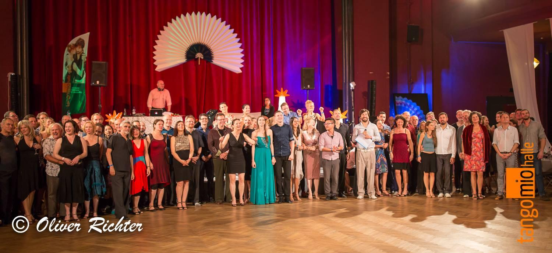 Team | TangoTageHalle | Festivalito & Tango-Marathon | Volkspark | Halle (Saale)
