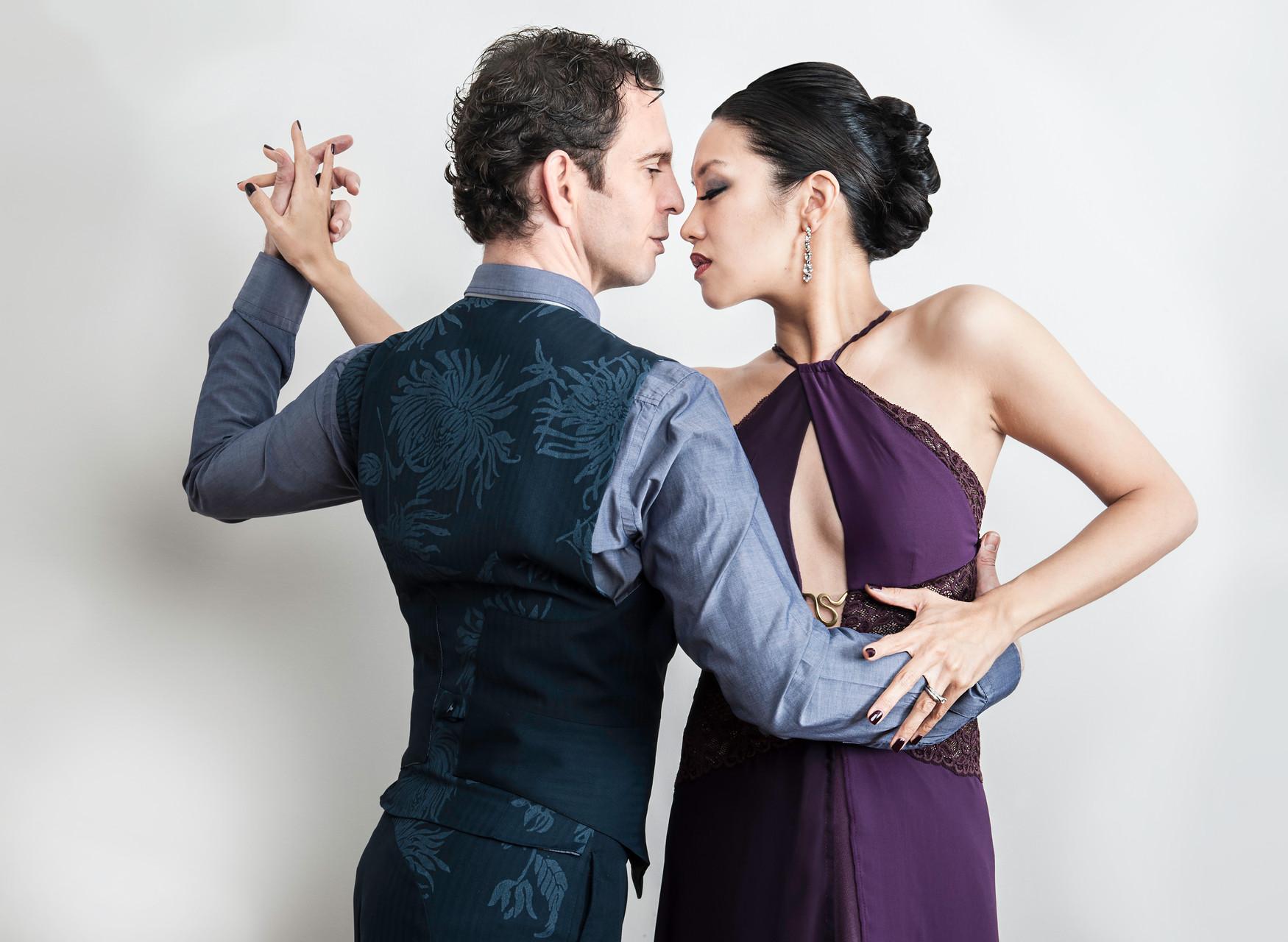 Michelle & Joachim 1 | TangoTageHalle | Festivalito & Tango-Marathon | Volkspark | Halle (Saale)