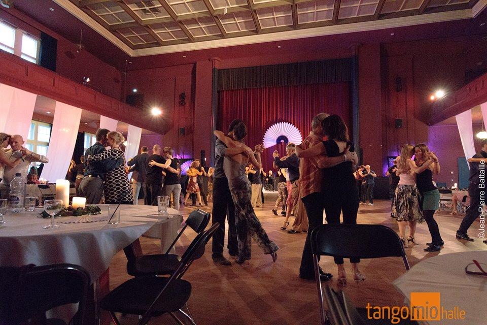 Social Dance 3 | TangoTageHalle 3 | Festivalito & Tango-Marathon | Volkspark | Halle (Saale)
