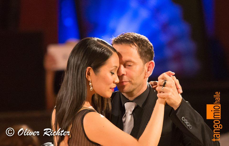 Michelle & Joachim 3 | TangoTageHalle | Festivalito & Tango-Marathon | Volkspark | Halle (Saale)