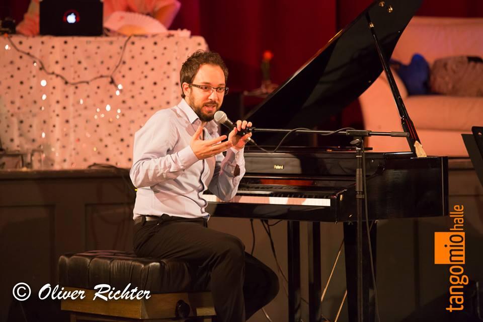 Live-Musik 2 | TangoTageHalle | Festivalito & Tango-Marathon | Volkspark | Halle (Saale)