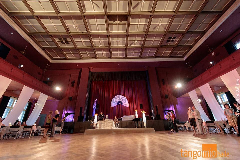Venue | TangoTageHalle | Festivalito & Tango-Marathon | Volkspark | Halle (Saale)