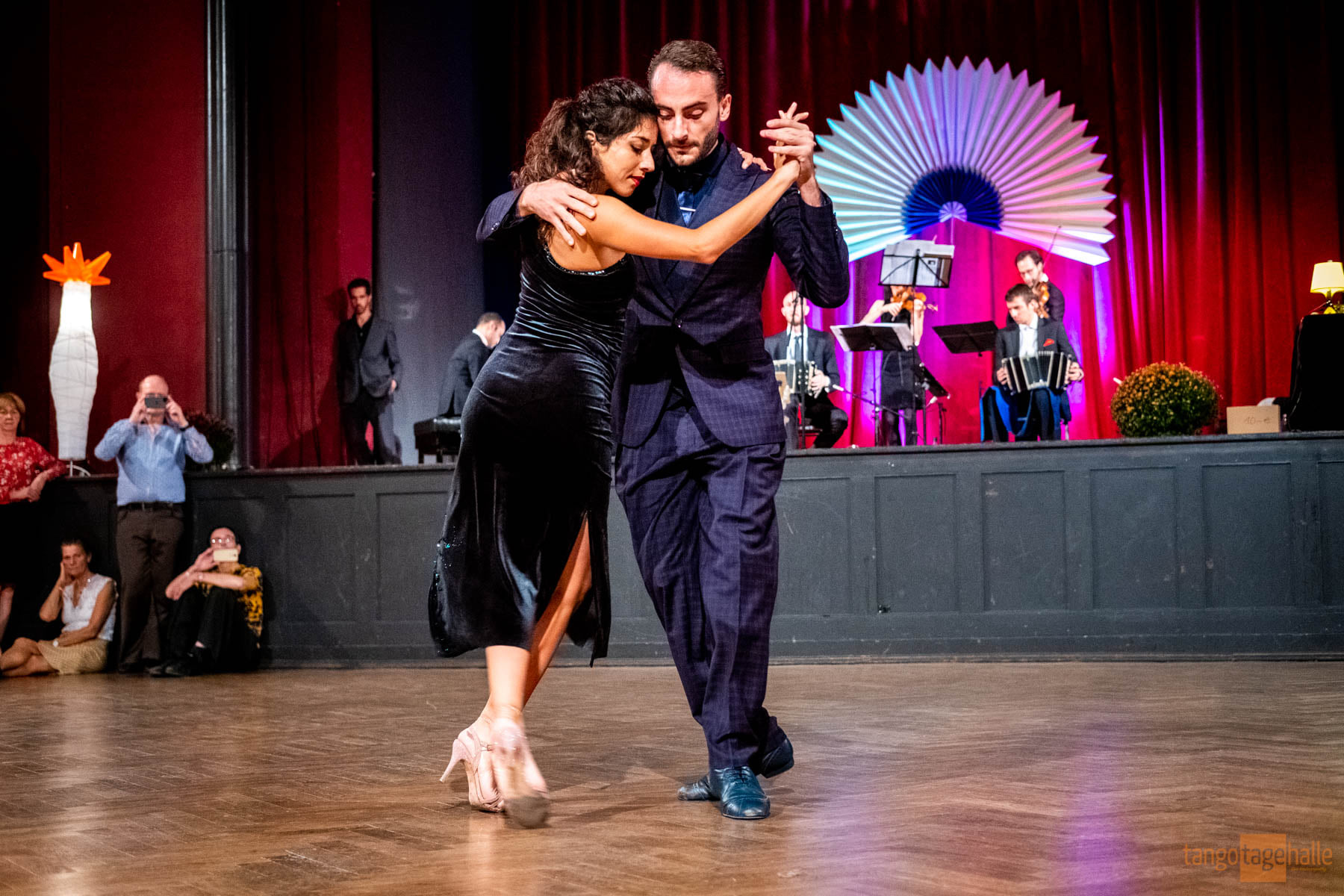 Lorena Tarantino & Gianpiero Galdi, 16. TangoTageHalle 2019, Halle (Saale), Germany