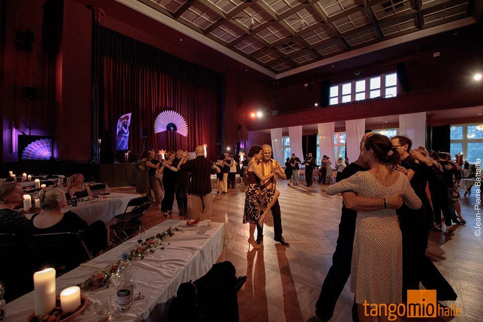 Social Dance 5 | TangoTageHalle | Festivalito & Tango-Marathon | Volkspark | Halle (Saale)