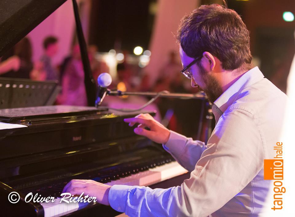 Live-Musik 3 | TangoTageHalle | Festivalito & Tango-Marathon | Volkspark | Halle (Saale)