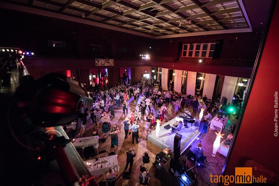 Social Dance 1 | TangoTageHalle | Festivalito & Tango-Marathon | Volkspark | Halle (Saale)