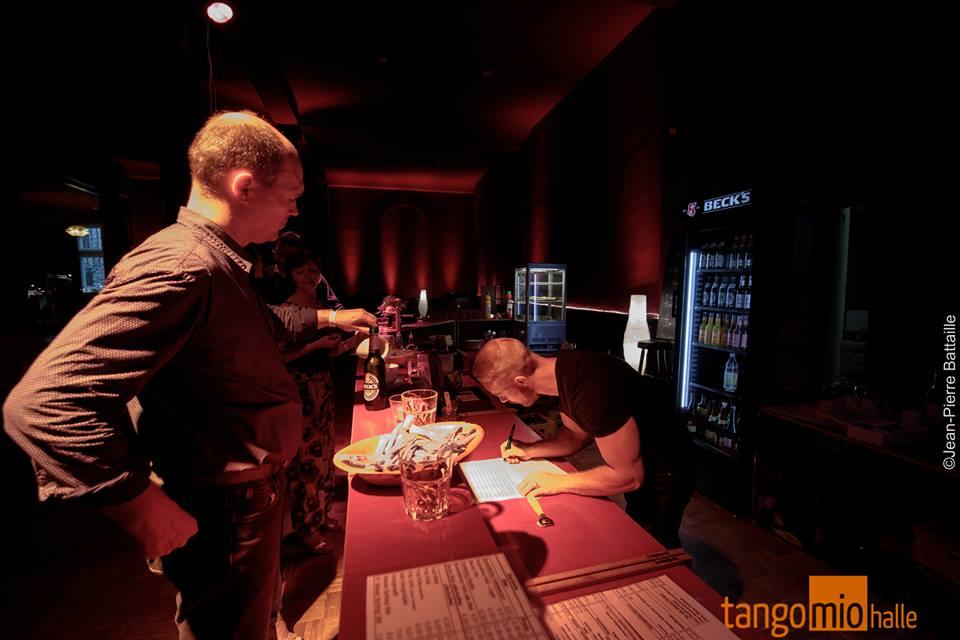 Bar | TangoTageHalle | Festivalito & Tango-Marathon | Volkspark | Halle (Saale)