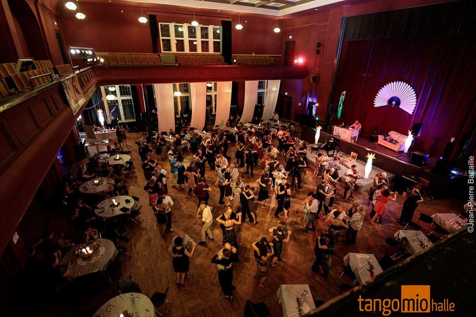 TangoTageHalle, Tango-Festival im Volkspark, Halle (Saale), Germany