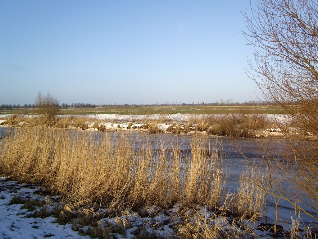 Ostfriesland im  Winter