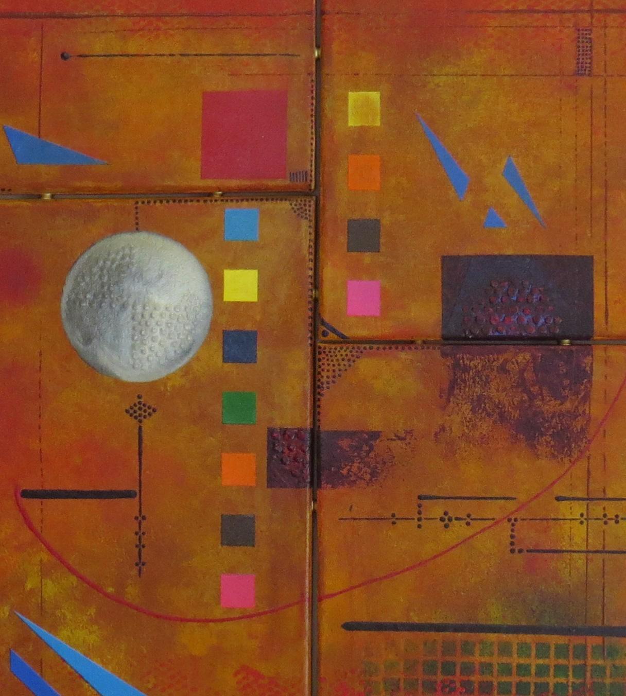 sigma - zoom4 - DALUZ GALEGO - peinture abstraite