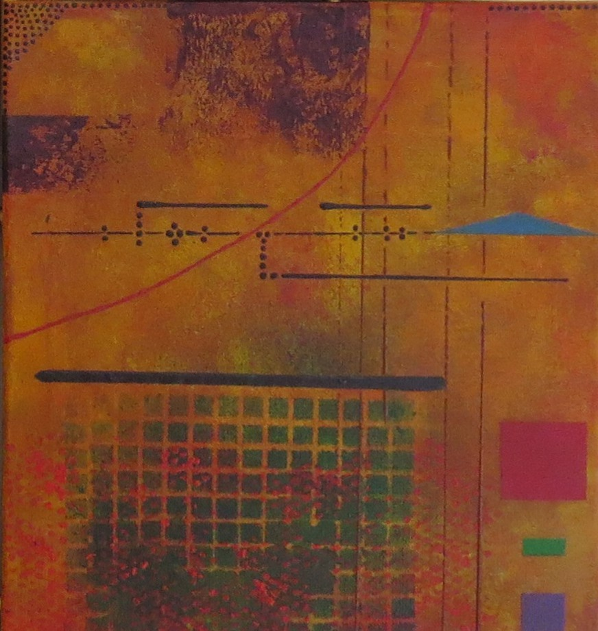 sigma - zoom1 - DALUZ GALEGO - peinture abstraite