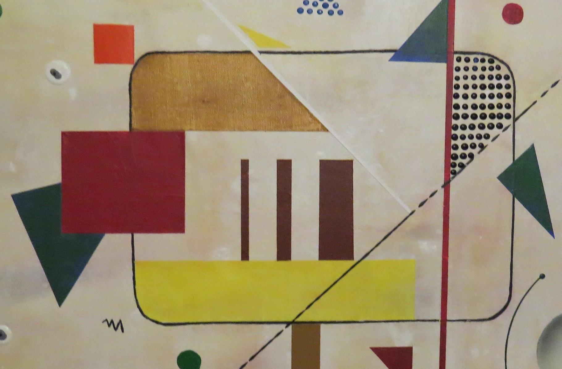 entrevue zoom1 - daluz peinture abstraite abstraction