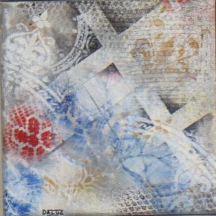 mirage daluz galego peinture tableau abstrait abstraction