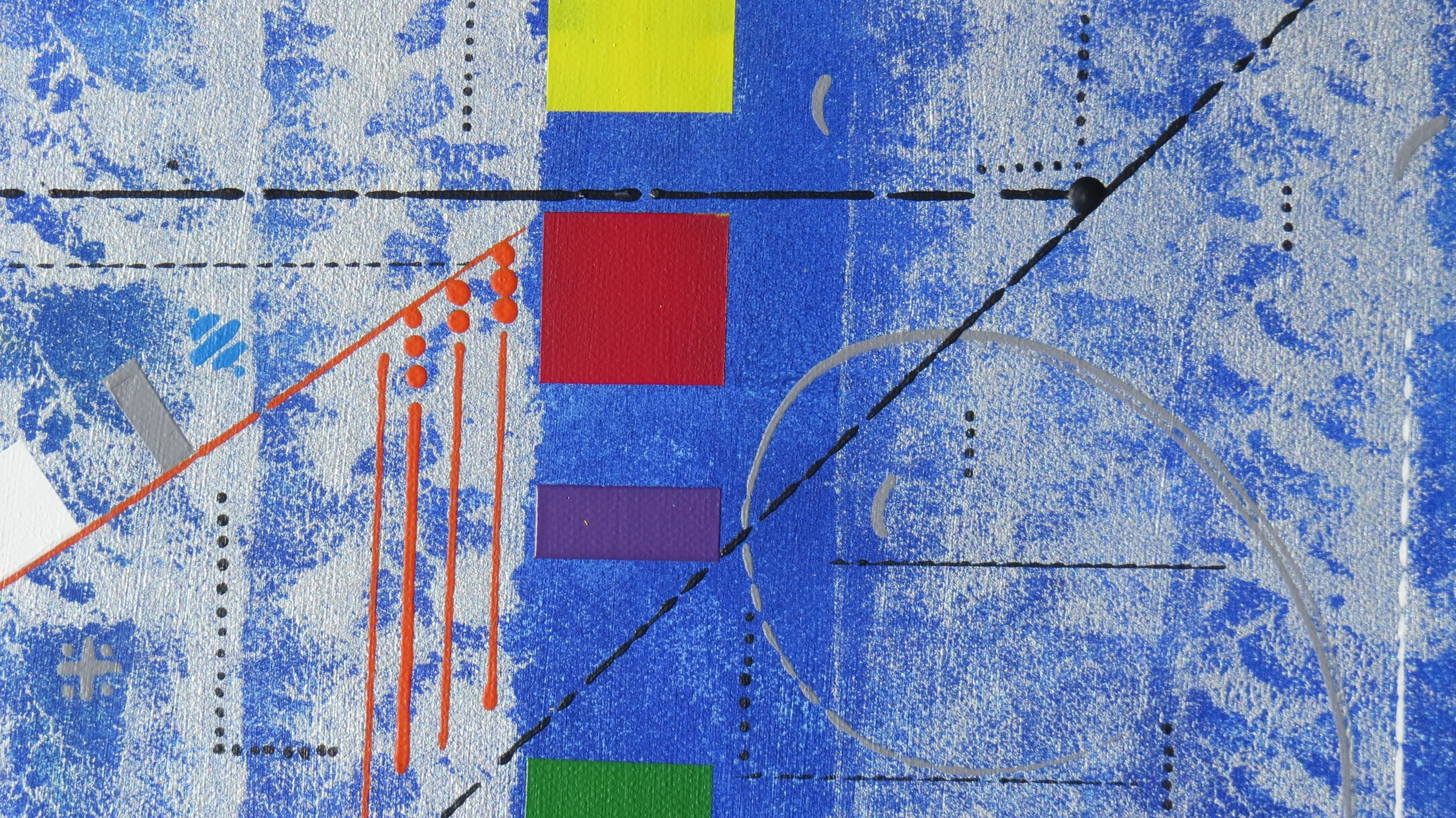 confins.zoom4 - daluz galego peinture tableau abstrait abstraction
