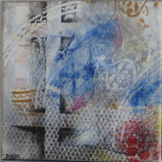mirage mirage daluz galego peinture tableau abstrait abstraction