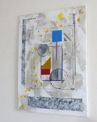 attraction daluz galego peinture abstraite abstraction