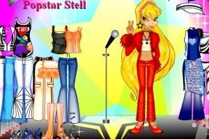 Поп-звезда Стелла