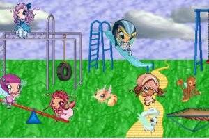 Парк развлечений для Пикси