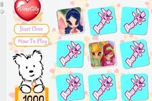 Игра на память с Пикси