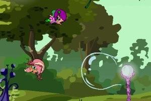 Игра ловилка Пикси Винкс