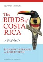 Costa Rica Bird Book