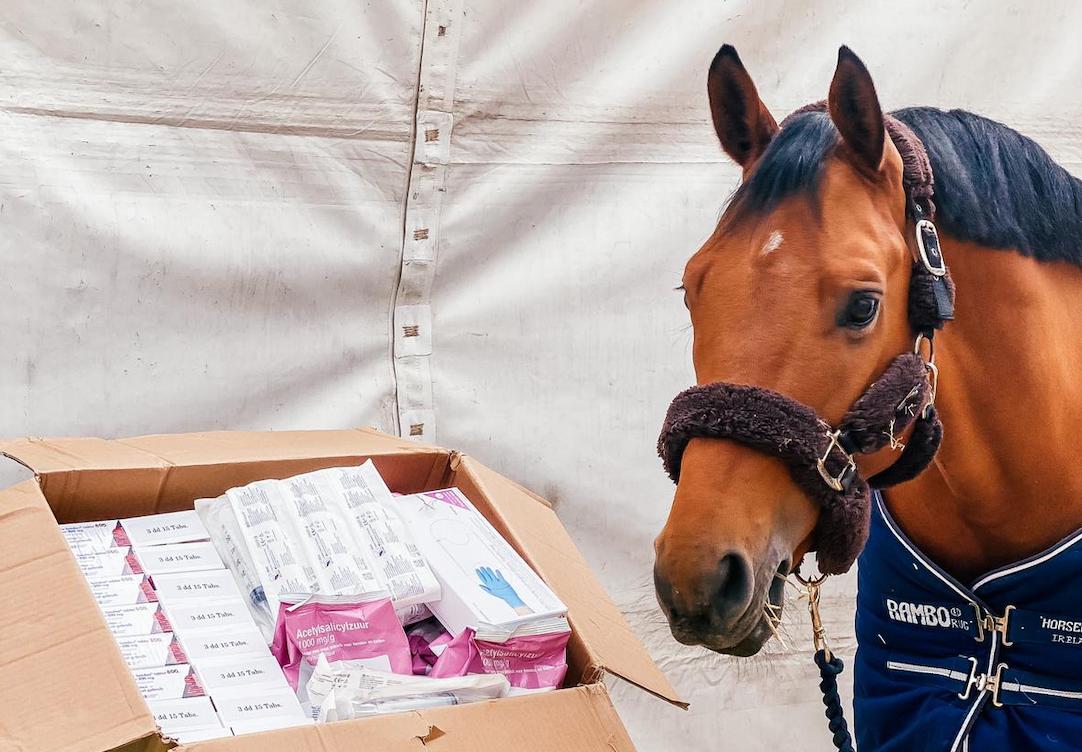 Medicatie aangekomen in Spanje en meer nieuws