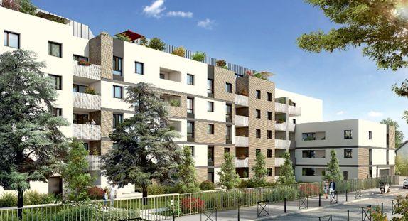 Ensemble Immobilier Neuf à Toulouse