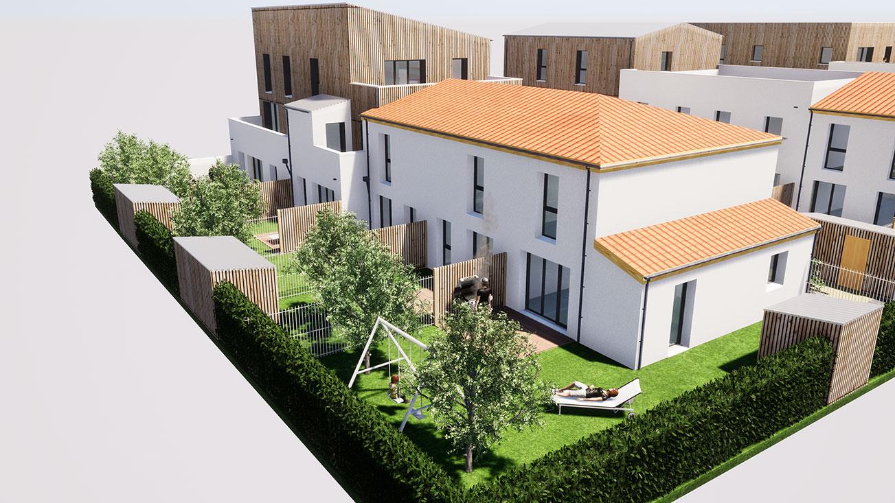 Programme Immobilier Neuf sur La Rochelle