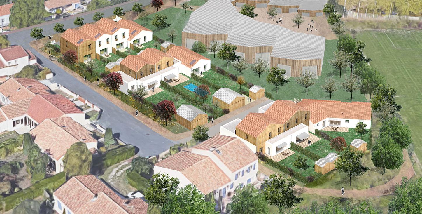 Programme Immobilier neuf sur Périgny