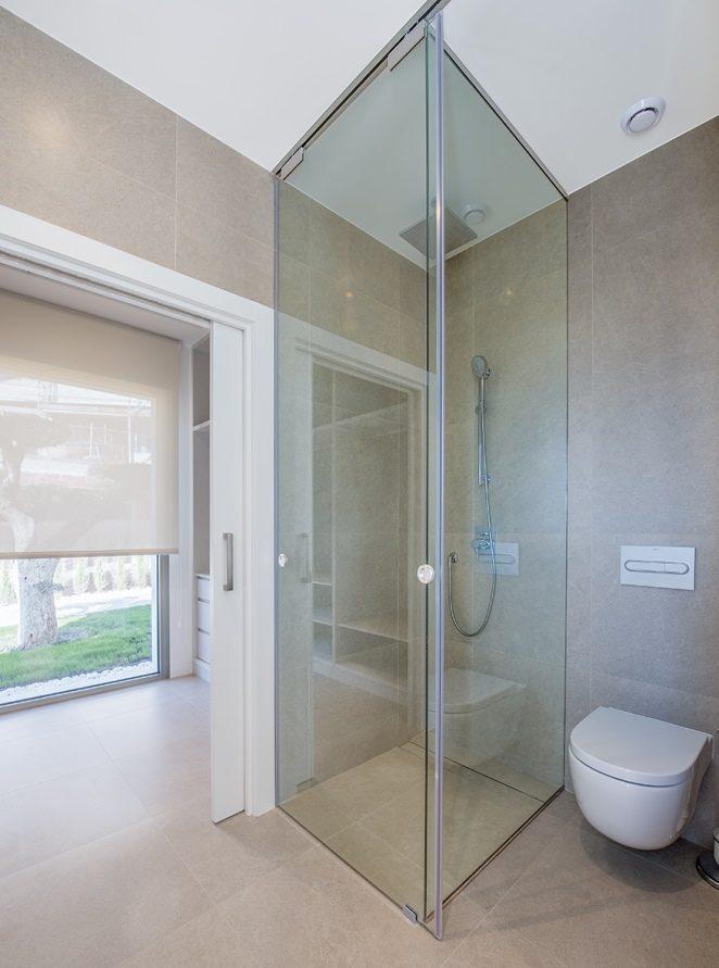 Salle d'eau de la Luxueuse Villa T5 à coté de BENIDORM