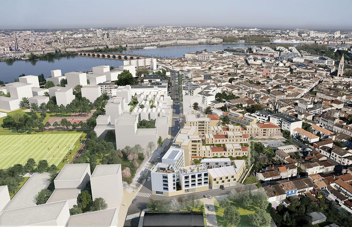 Programme Immobilier neuf sur Bordeaux