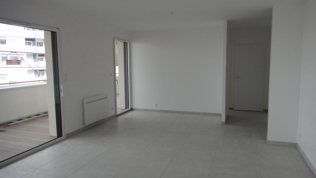 Séjour appartement 3 pièces