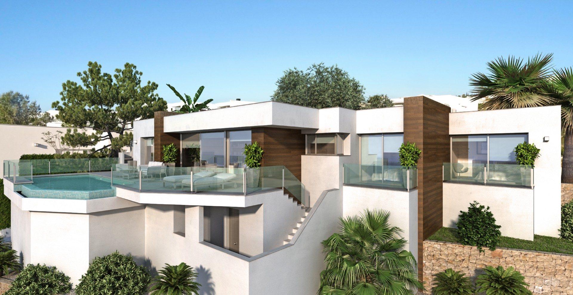 Superbe Villa T4 avec Vue sur IBIZA