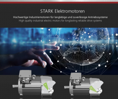 STARK Elektromotoren |  ABC GROUP | Switzerland