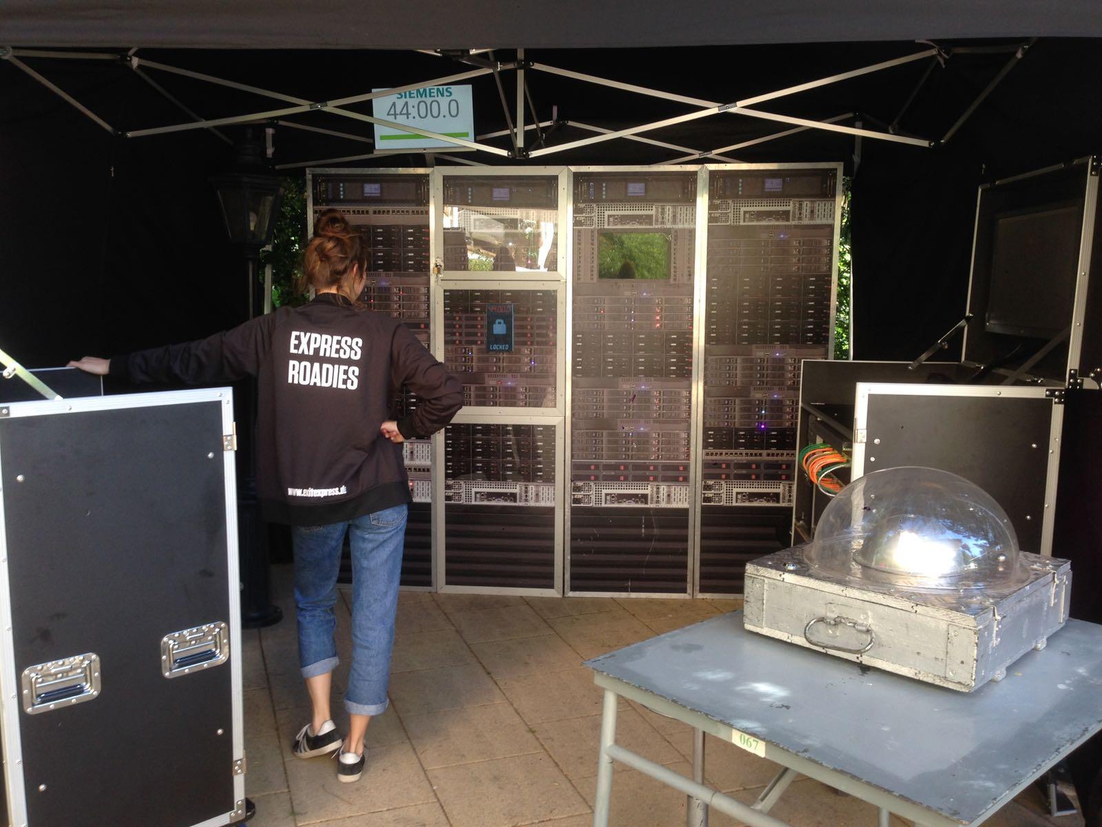 Mobile Escape Room Mission Blackout