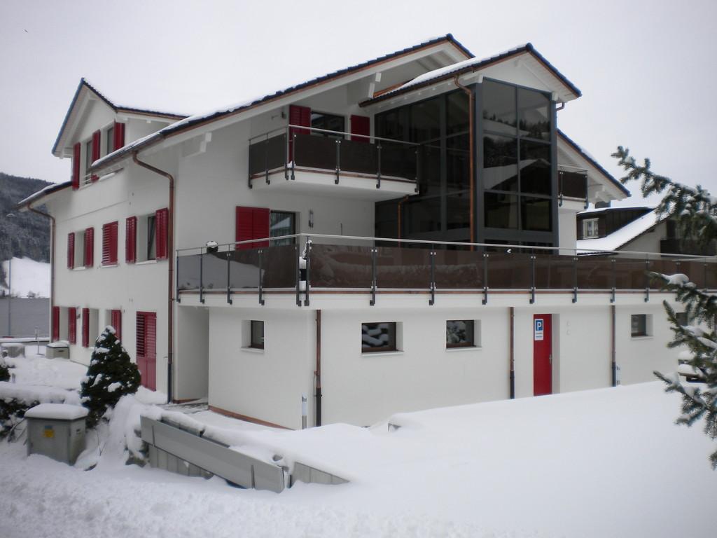 Neubau Morgarten