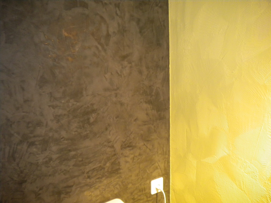 Dekorative Badezimmergestaltung - Bild 1 nachher