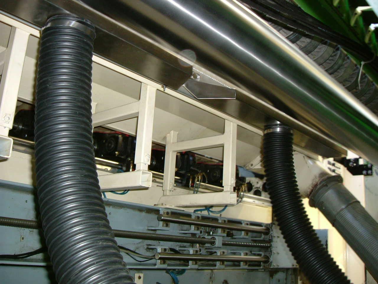 BHS 2500 mm Unterseite