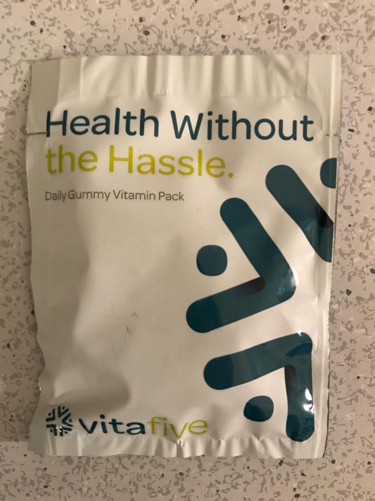 Vitafive September 2018 Review