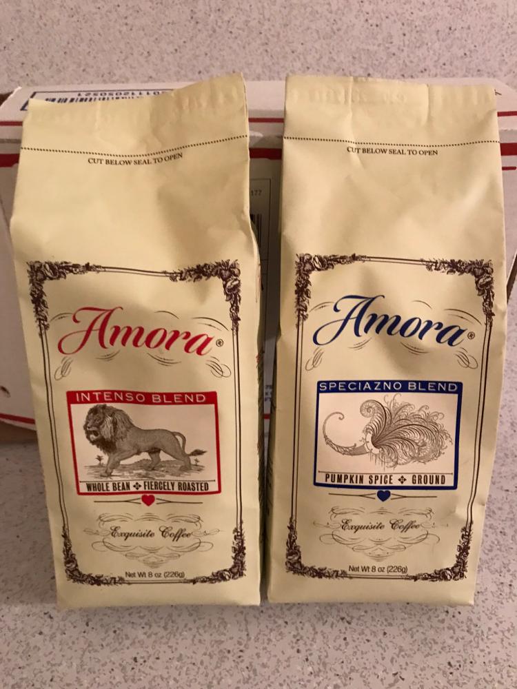 Amora Review November 2018