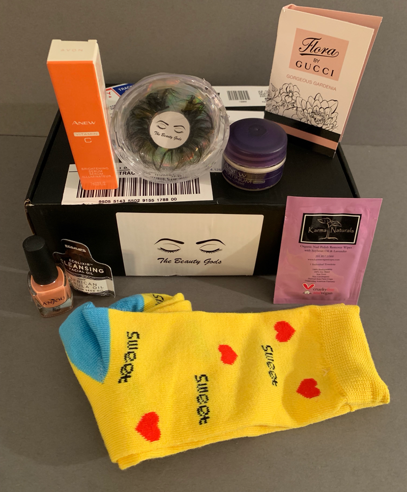 The Beauty Gods Subscription Box Review