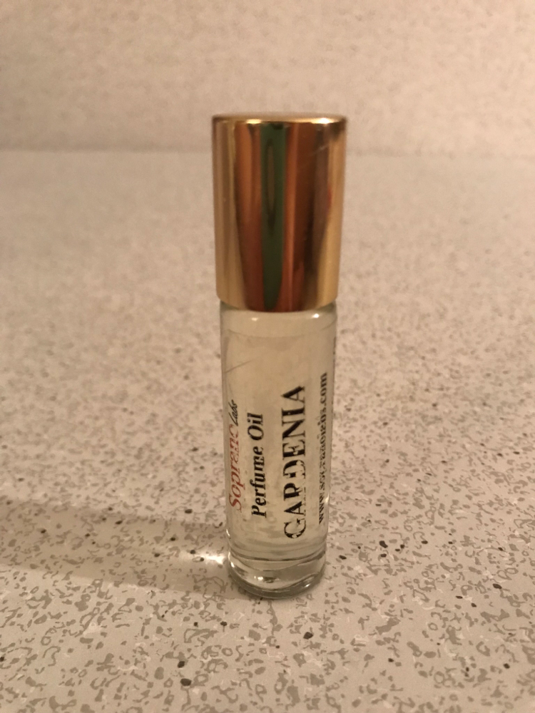 Soprano Labs Perfume Oil Gardenia
