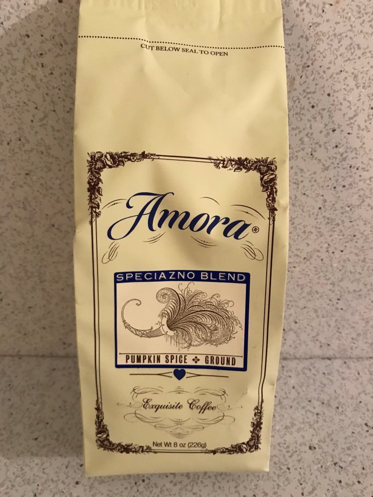Amora Speciazno Blend Pumpkin Spice Ground coffee